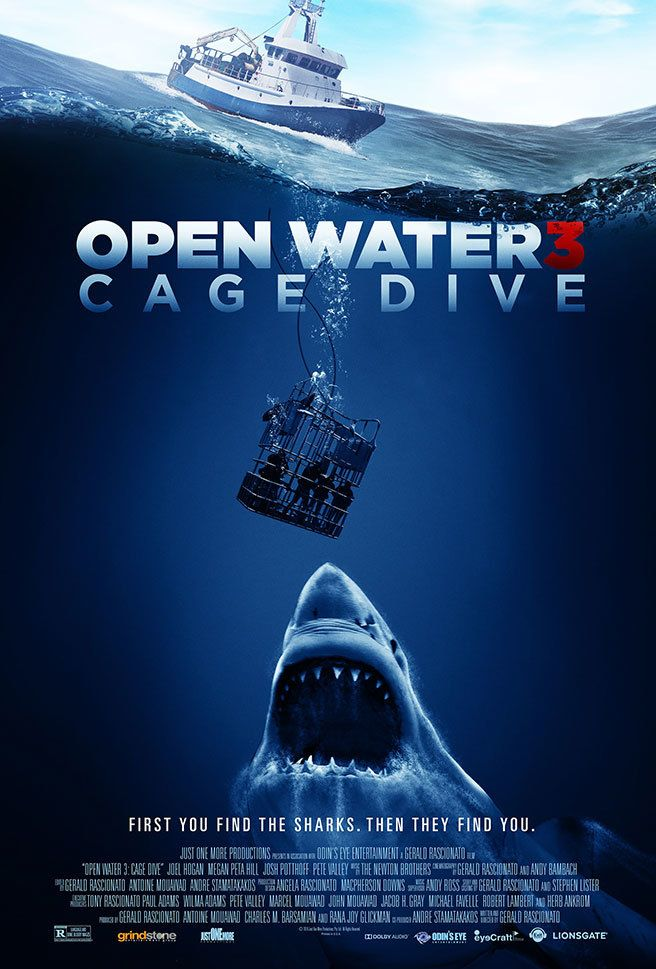 Open Water 3: Cage Dive (2017) WEB-DL