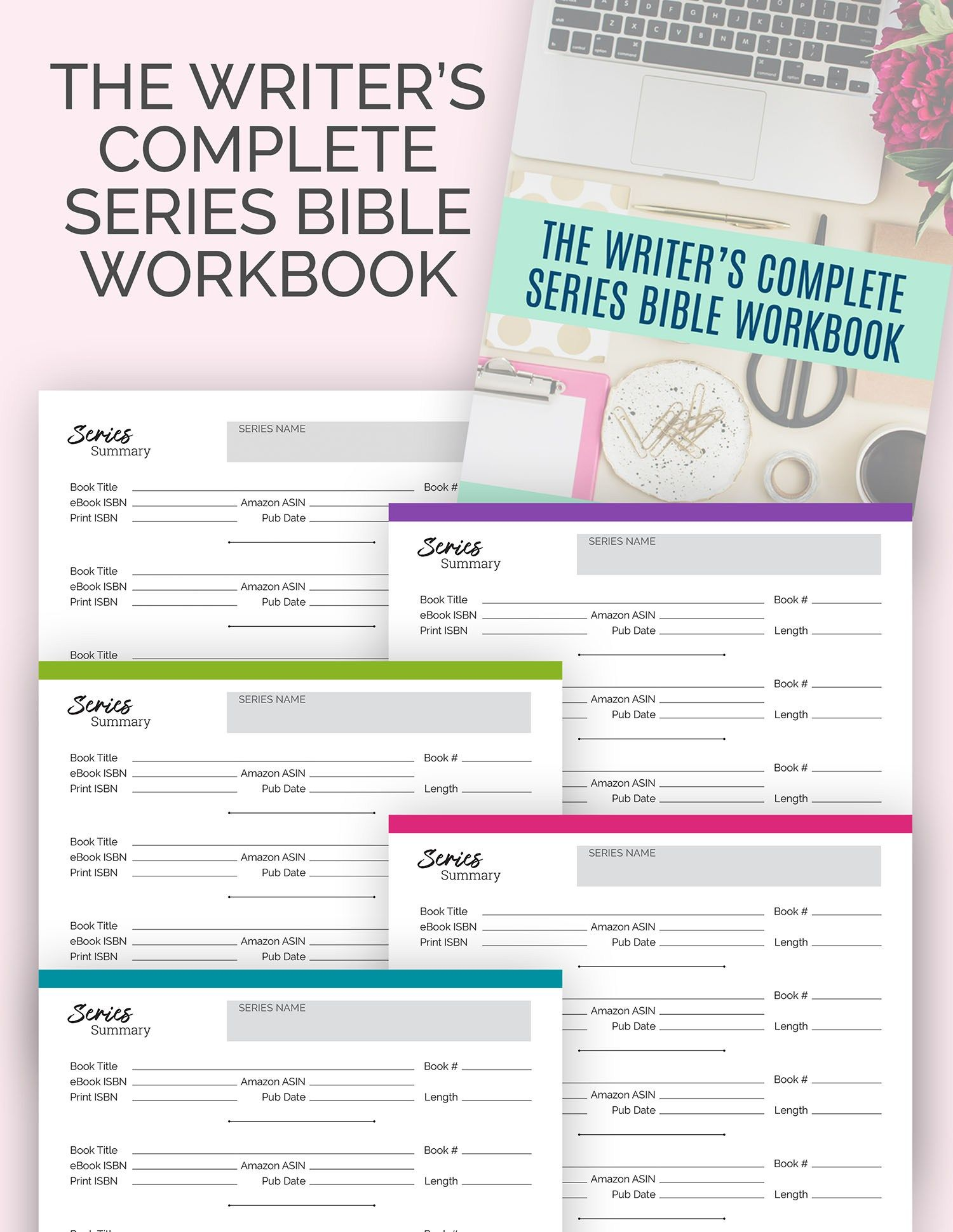Prev The Writer S Complete Series Bible Workbook