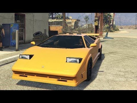 Pegassi Torero Driving Showcase Unreleased Sports Classic