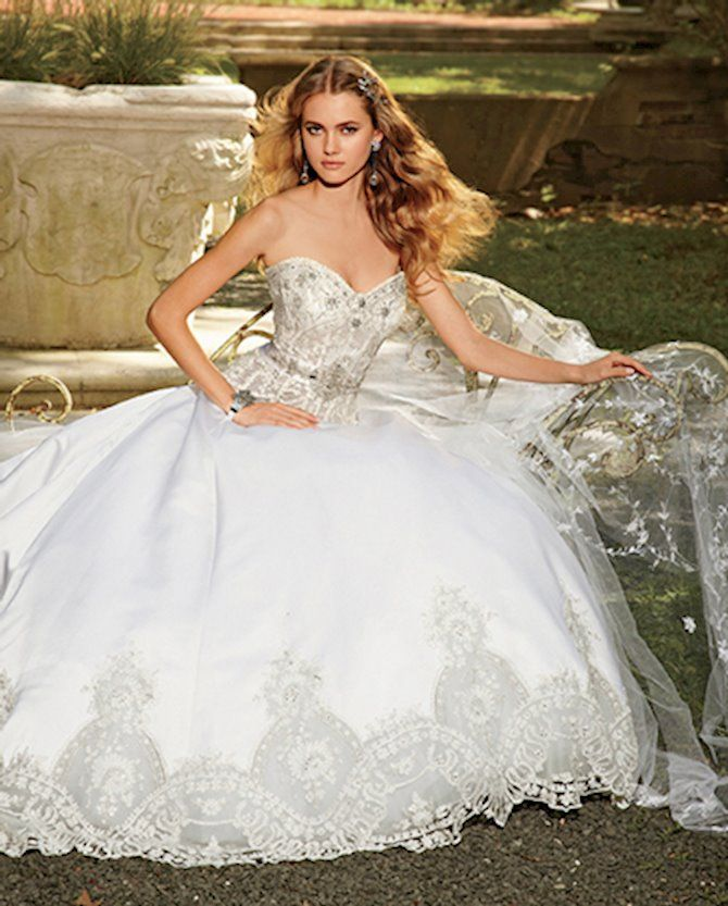Eve of Milady 1456.   Eve of milady wedding dresses ...