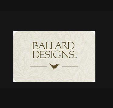 Win a $1,00000 merchandise gift certificate to Ballard Designs