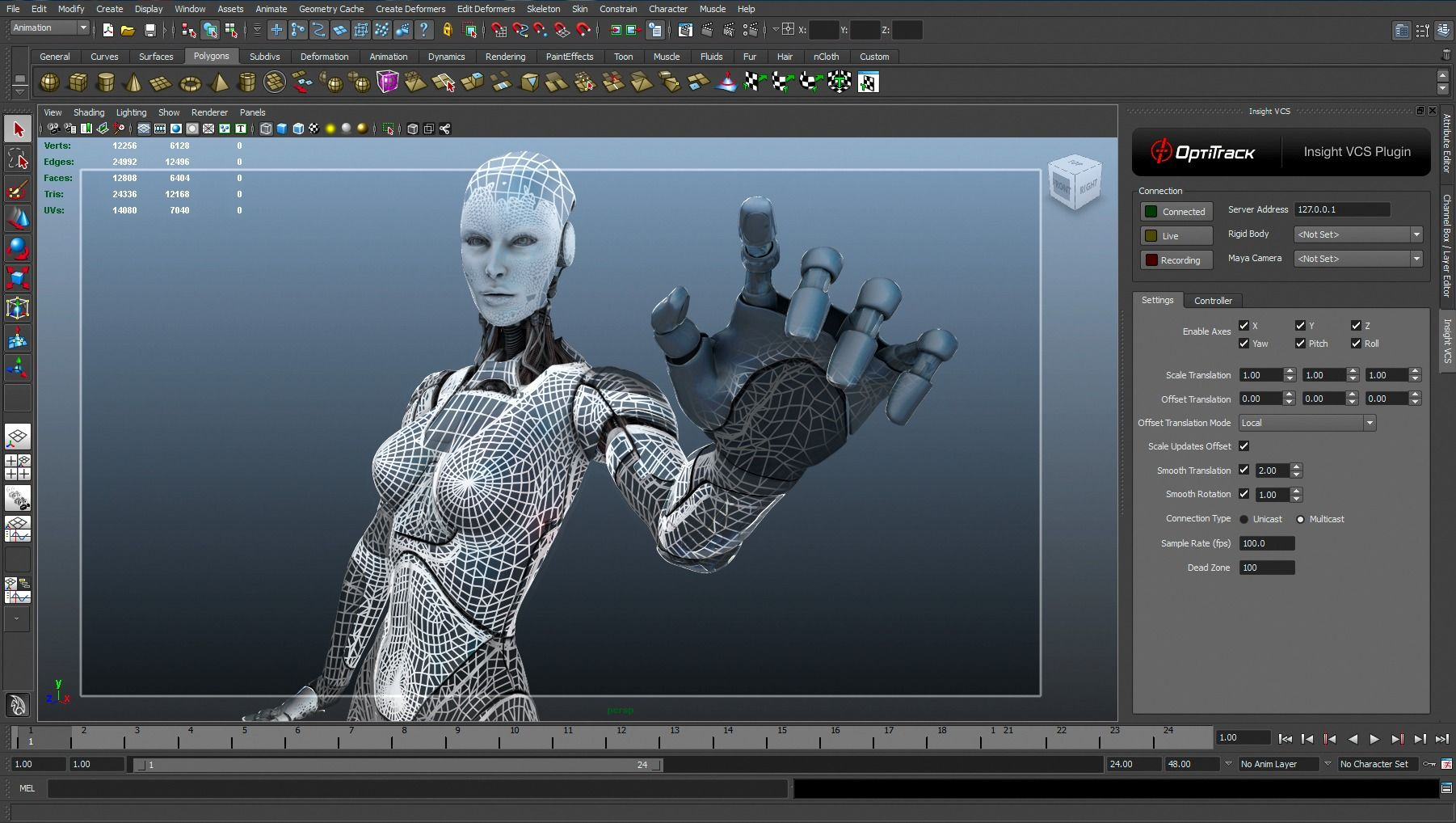Building a Comprehensive 3D Animation Toolkit 6 MustHave