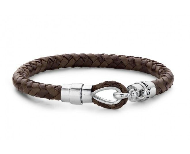 Buddha to Buddha maria brown armband