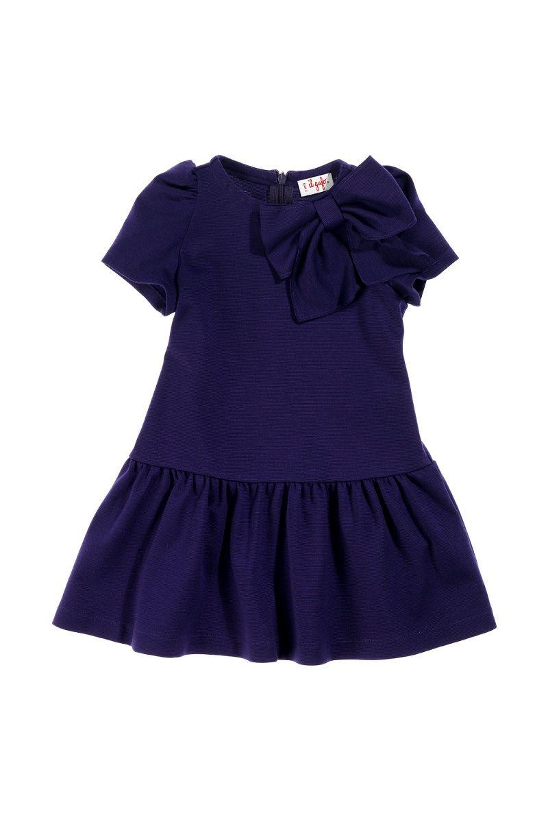 3669c91ca1bf Resultado de imagen de vestido de niña 2 años tela terciopelo. Encuentra  este Pin y muchos más en Ropa niños ...