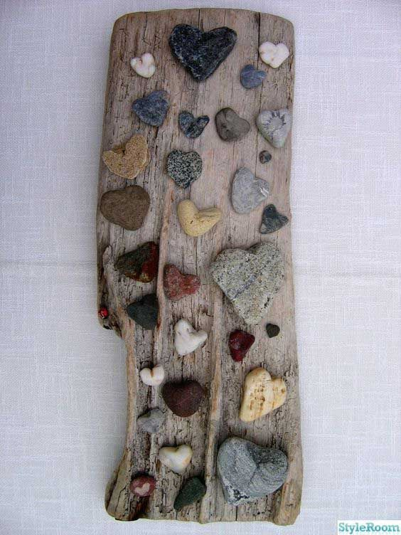 Photo of A Round-up Of Rock Crafts – Rustic Crafts & Chic Decor