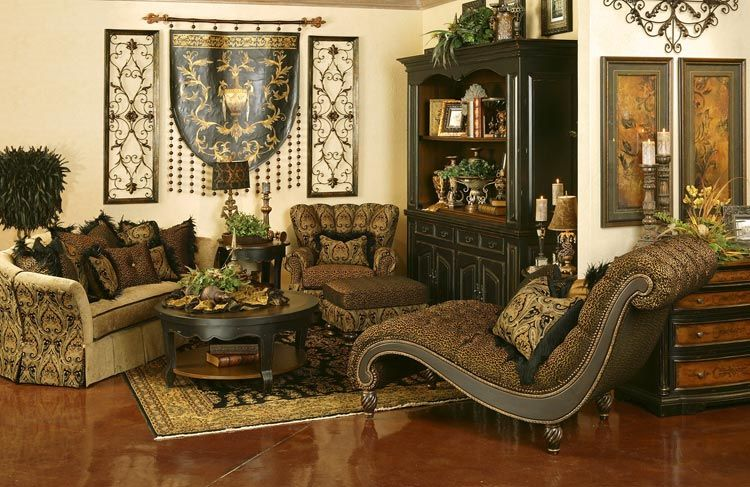 Yes Tuscan Living Rooms Tuscany Decor Tuscan Decorating #tuscan #decor #living #room