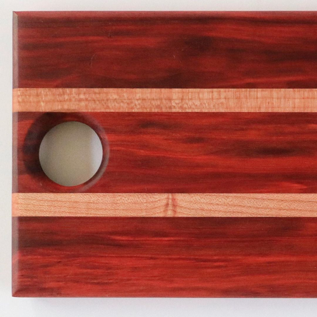 """REWT Design Co. on Instagram: """"#cuttingboards #woodboard #redheart #charcuterie #maple #womenwhowoodwork #woman #woodworker #maker #makersmovement #home #homedecor…"""""""