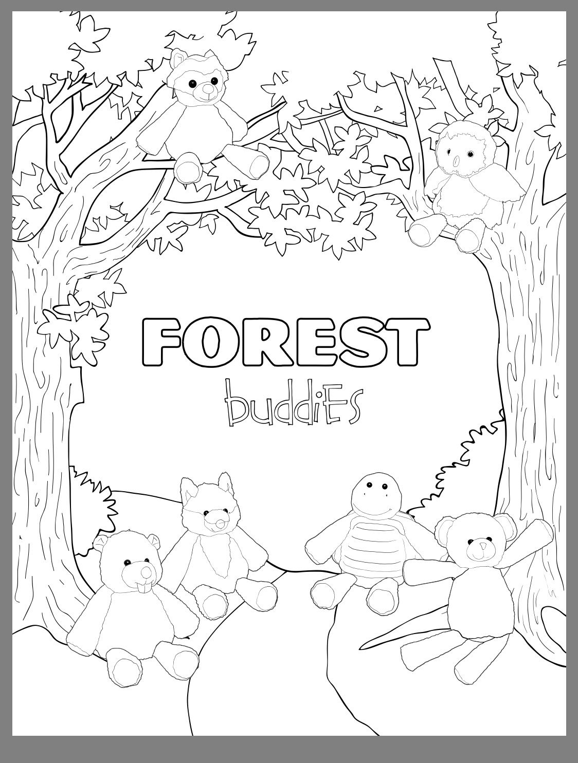 Coloring Page In