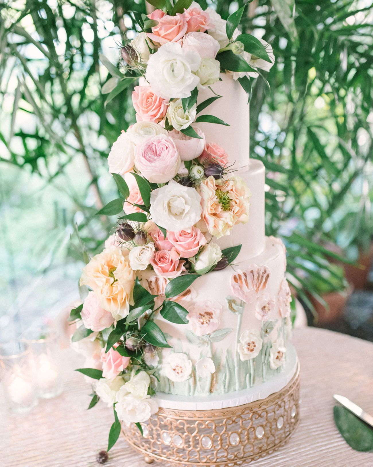 29 Ways To Turn Your Wedding Into A Secret Garden