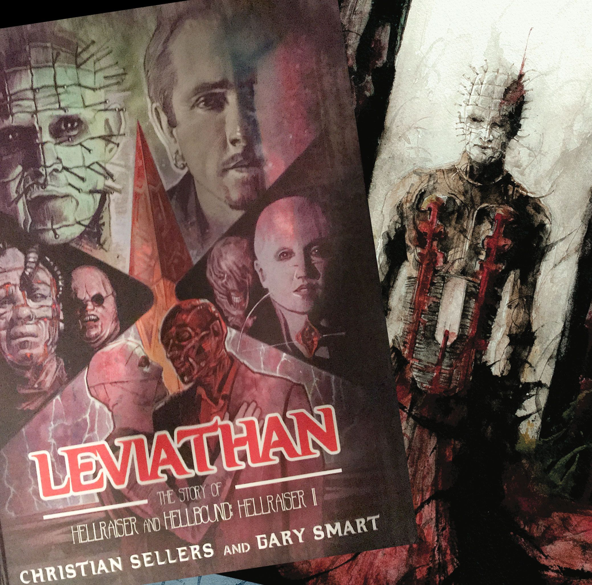 leviathan the story of hellraiser