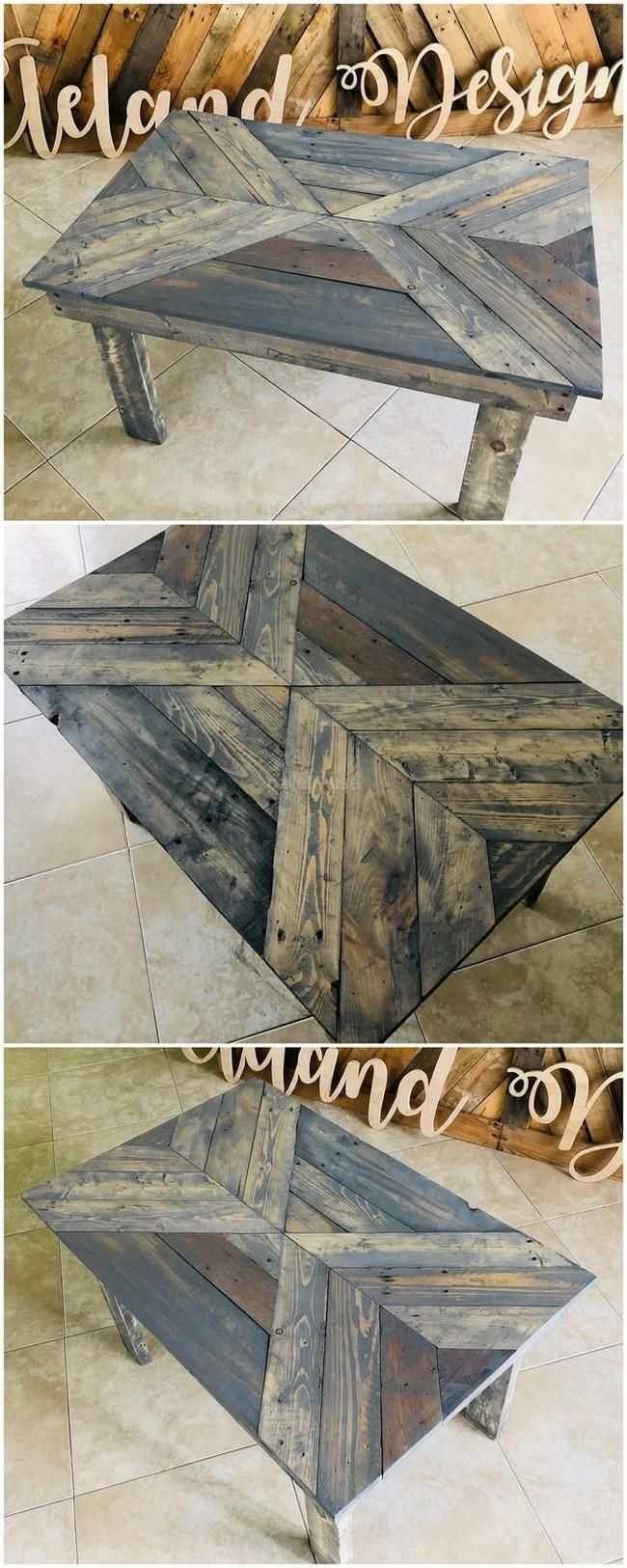 Unbelievable Ideas For Reusing Wasted Wood Pallets With Images Wood Pallet Furniture Pallet Wood Pallet Projects