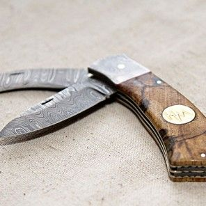Special Edition, Handmade Pocketknife of Heirloom Quality made by HeMan Knives