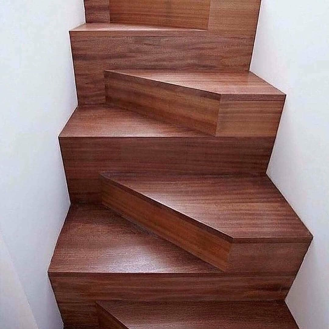 Inspirational Stairs Design: 1,2,3,4,5,6 Or 7?😍😍😍 Follow @inspiration.cutegirl