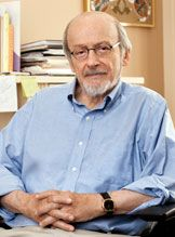 E. L. Doctorow, fiction writer. Thursday, February 27: Reading - 8:00 p.m., Page Hall, 135 Western Avenue, Downtown Campus. #ELDoctorow #NYSWritersInst