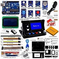 Adeept Indoor Environment Monitoring Kit | Weather Box Kit