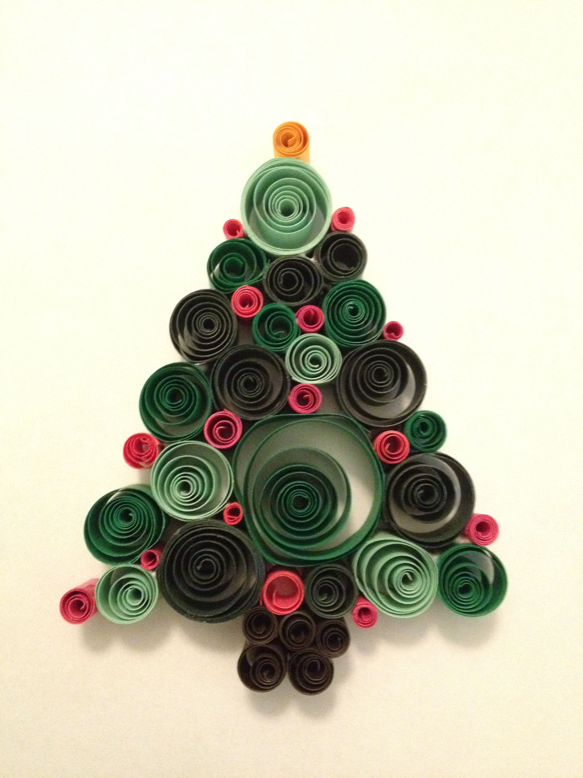 Quilled Christmas Ornament Quilling Christmas Quilling Designs Paper Quilling Designs