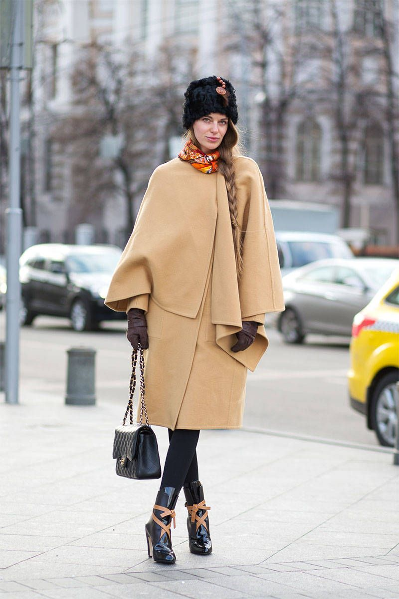 Street Style From Russia With Love Moscow Street Styles And Fashion Weeks