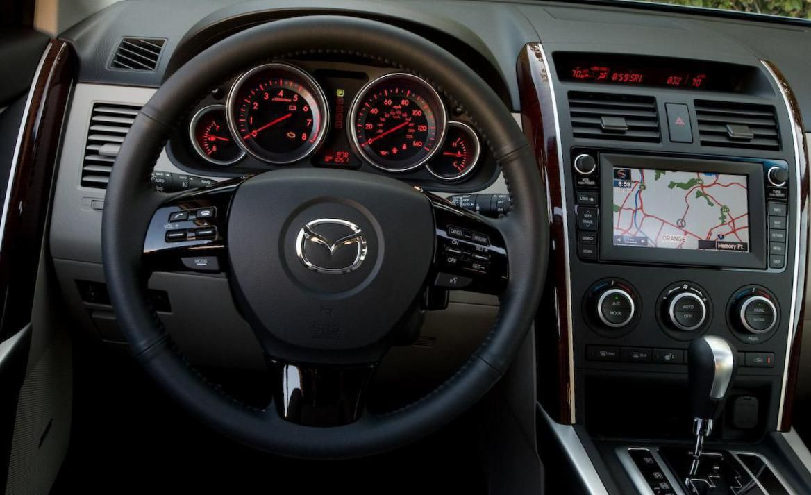 Mazda CX-9 new - http://autotras.com