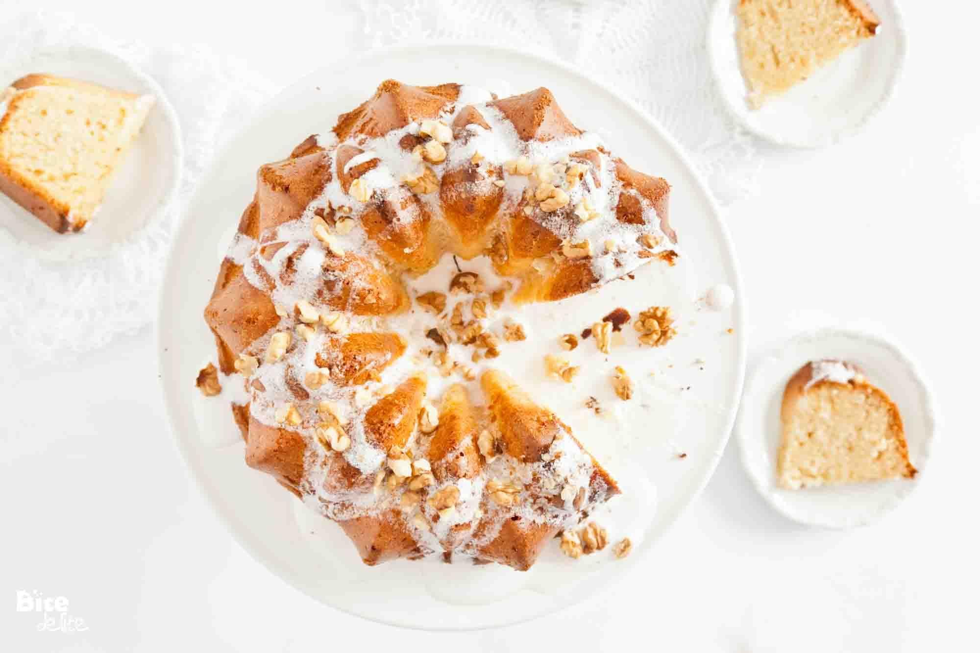 Babka wielkanocna bundt cake ingredients recipes food