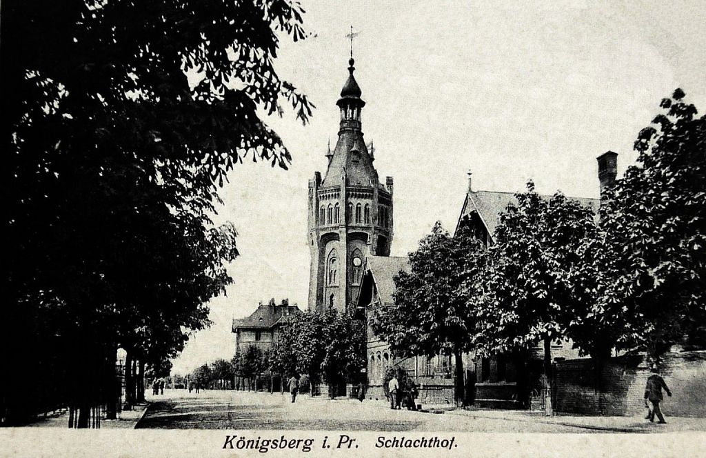 Königsberg - Schlachthof