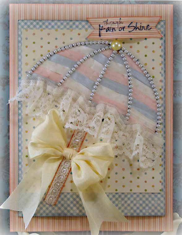 'Silk Indulgence' Craft Challenge - Winners! - May Arts Wholesale Ribbon Company