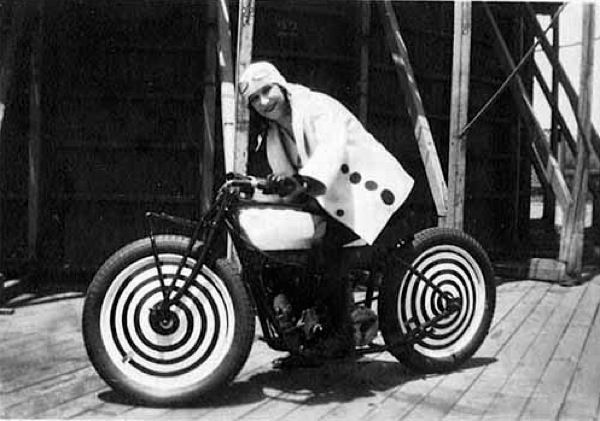 lillian lafrance motorcycle