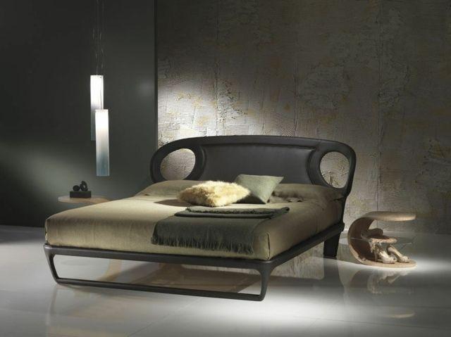 24 Ideen für ein modernes Doppelbett für Ihr Schlafzimmer