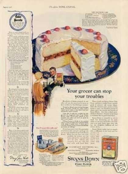 Swans Down Chocolate Cake Recipes