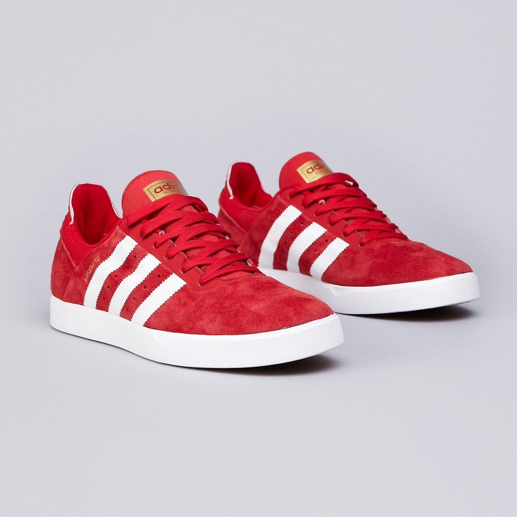 ... Running White)  adidas Skateboarding Busenitz ADV - University Red Sole  Collector ... f14d5bc69