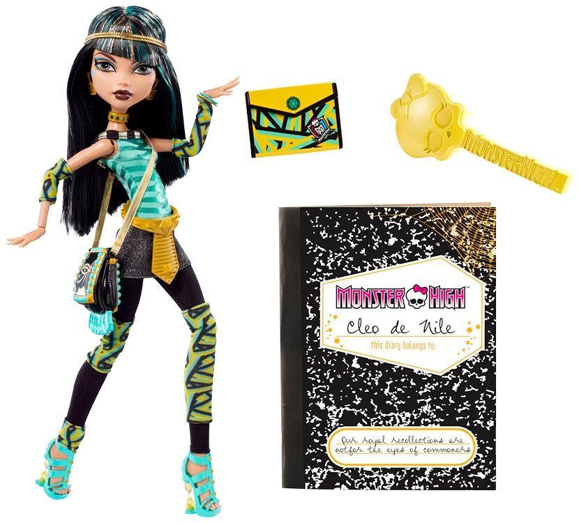 Cleo de Nile/merchandise - Monster High Wiki
