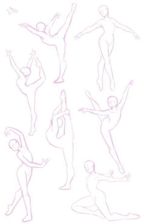 Gute Vorlage reference pose dancing ballett #posereference