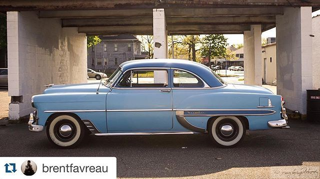 1953 Chevy sport coupe for sale, true survivor, unmolested with no rot or bondo, car runs, drives, and stops perfect, all of the electrical works as it should. Interior is in great shape, I wouldn't hesitate to drive it anywhere, clear title in hand. $11,000 obo