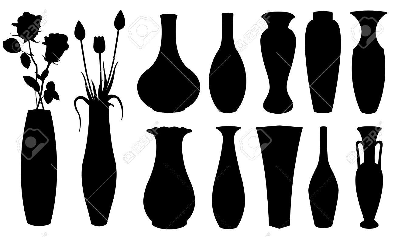 174 & Flower Vase Shapes | Vase Shapes in 2019 | Plastic vase ...