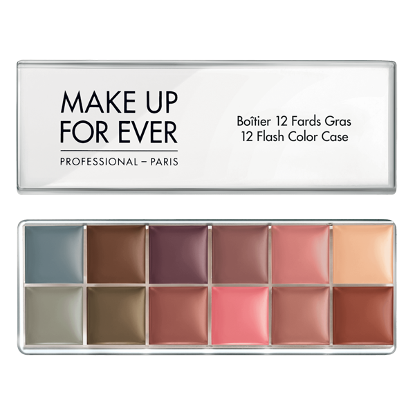 Make Up For Ever 12 Flash Color Case Palette Cinema