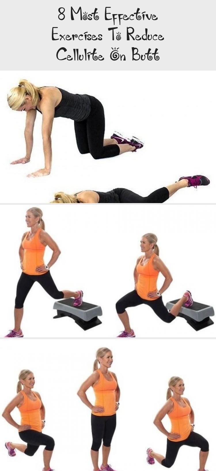 Exercises to reduce butt size