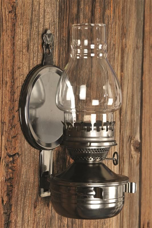 Woodshed Wall Mounted Oil Lamp Oil Lamps Oil Lamp Decor Wall Lamp