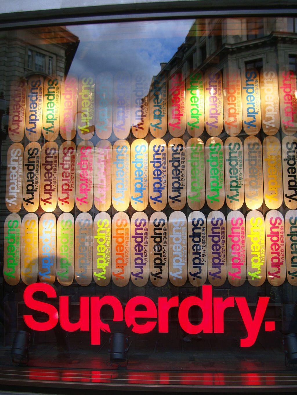 SHOPLIFTER Superdry JPN_VM Brand http://pop-solutions.tumblr.com