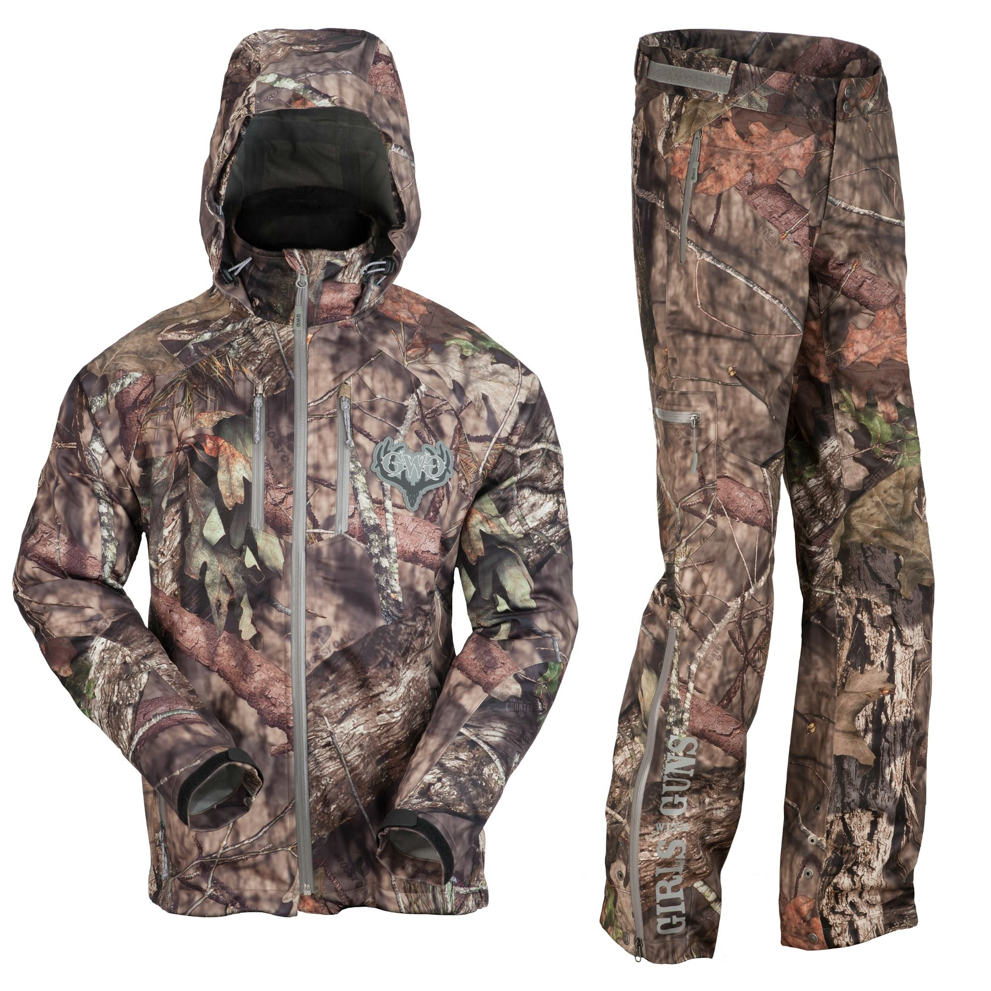 845f7c0df299e Featuring full functionality and waterproof features, the rain jacket and  pants were designed with a woman's body in ...