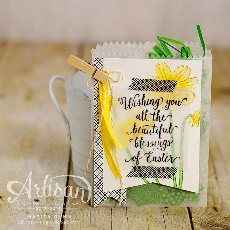 Great mini treat bag by Marisa Gunn