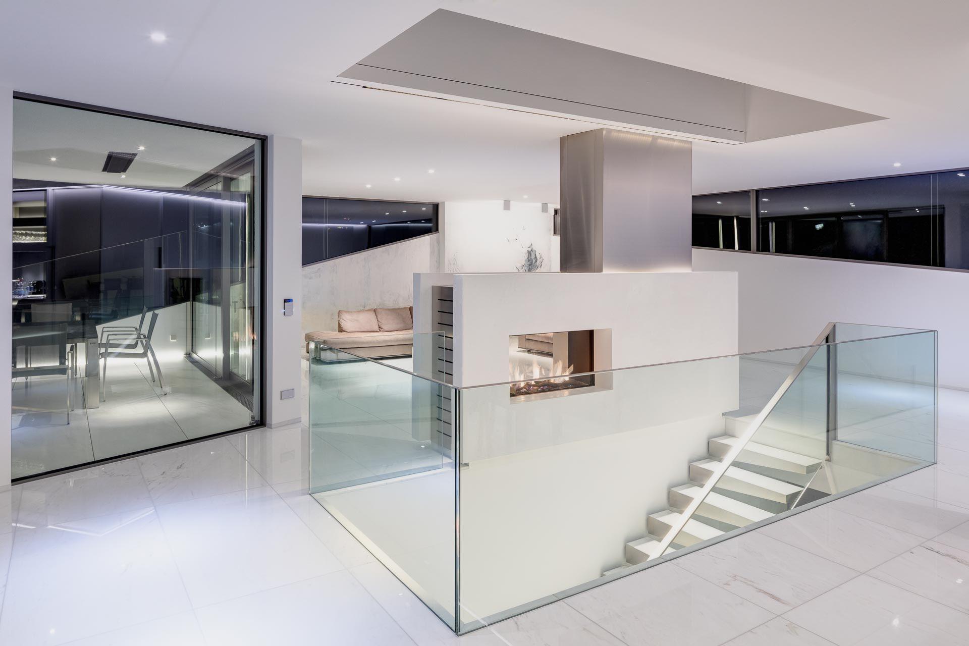 Villa Perlweiss. [Innen]Architektur von Lee/Mir | Fewo - Foto Bsp ...