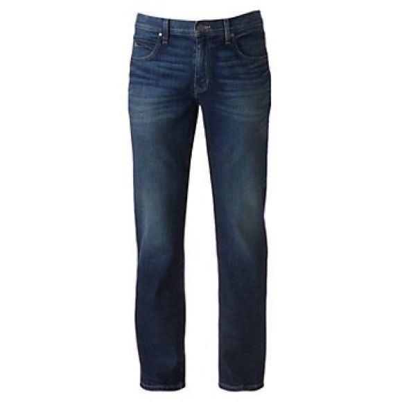 947f6a95 Marc Anthony Jeans All eyes on you. The slim straight fit and faded details  make