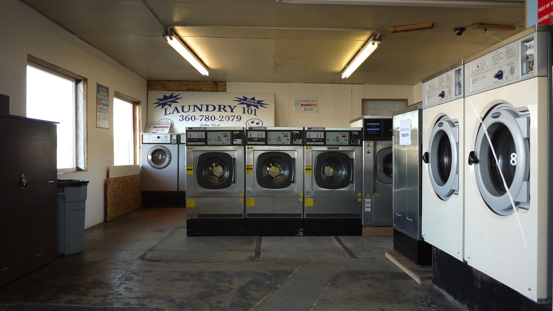 Laundromat #3 Laundromat 101 in Forks, WA, USA ...