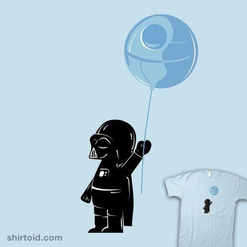 Baby Darth Vader t-shirt