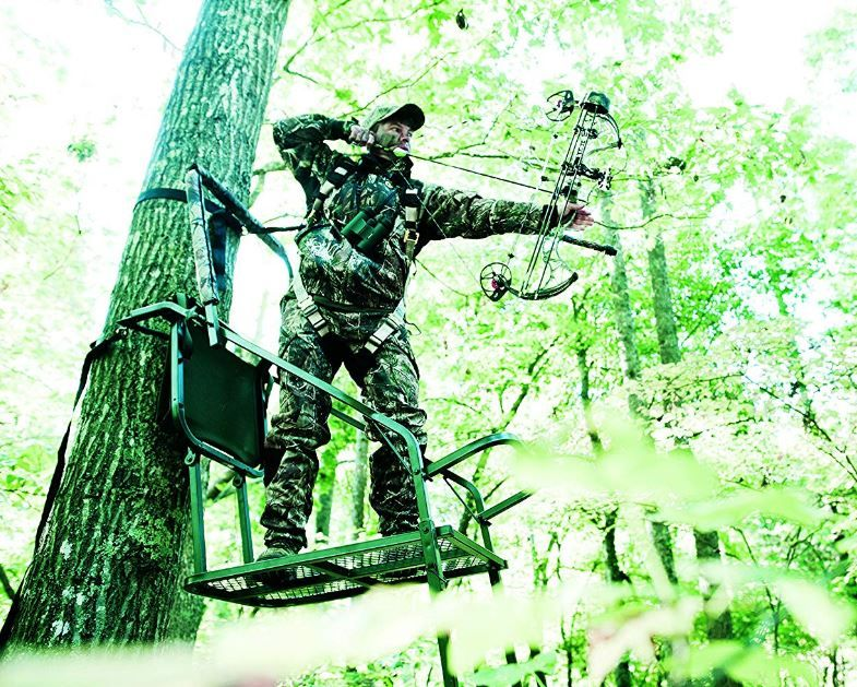 The 8 Best Ladder Stand for Bow Hunting in 2020 Experts