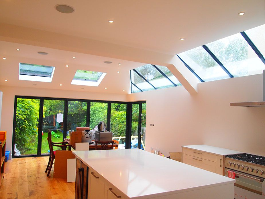 Velux doors star gazing or a lightening filled storm for Location of doors and windows
