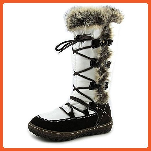 0bba3c803ffa Wanderlust Helina Women US 9 W White Snow Boot - Boots for women ( Amazon  Partner-Link)