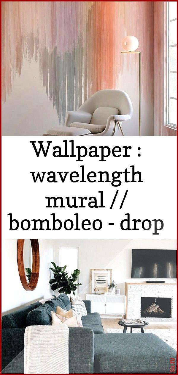 wavelength mural  bomboleo  drop it modern  modern and conte Wallpaper  wavelength mural  bomboleo  drop it modern  modern and conte Wallpaper  wavelength mural  bombole...