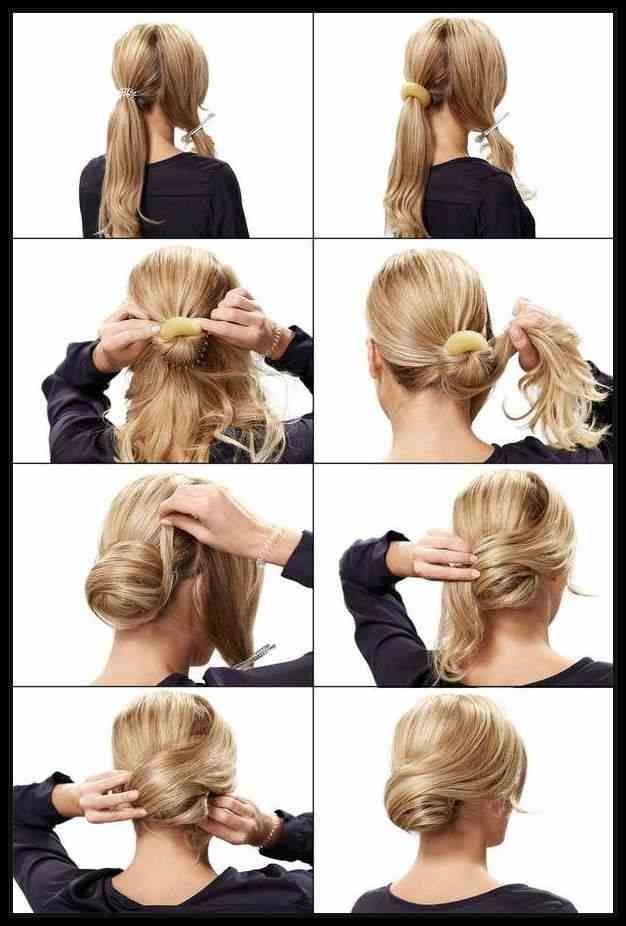 Festliche Frisuren Festfrisuren Selber Machen Frisuren Frisur Hochgesteckt Langhaarfrisuren