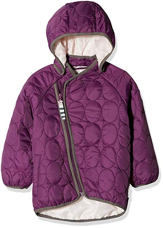 0d7227fdebc88 Racoon Baby Girls  Rita Bubble Jacke Jacket