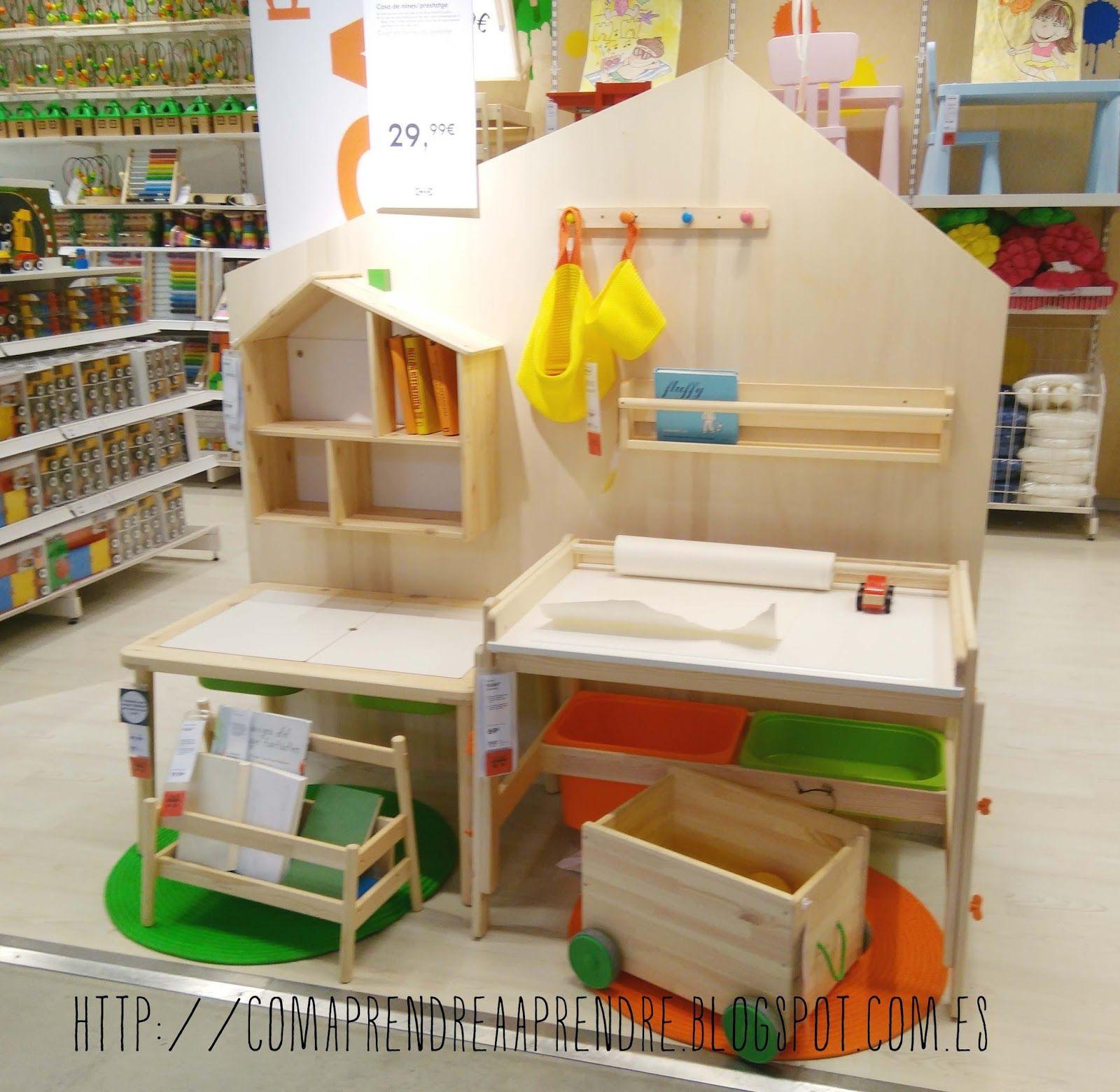 com aprendre a aprendre montessori i ikea escuela activa montessori waldorf freinet. Black Bedroom Furniture Sets. Home Design Ideas